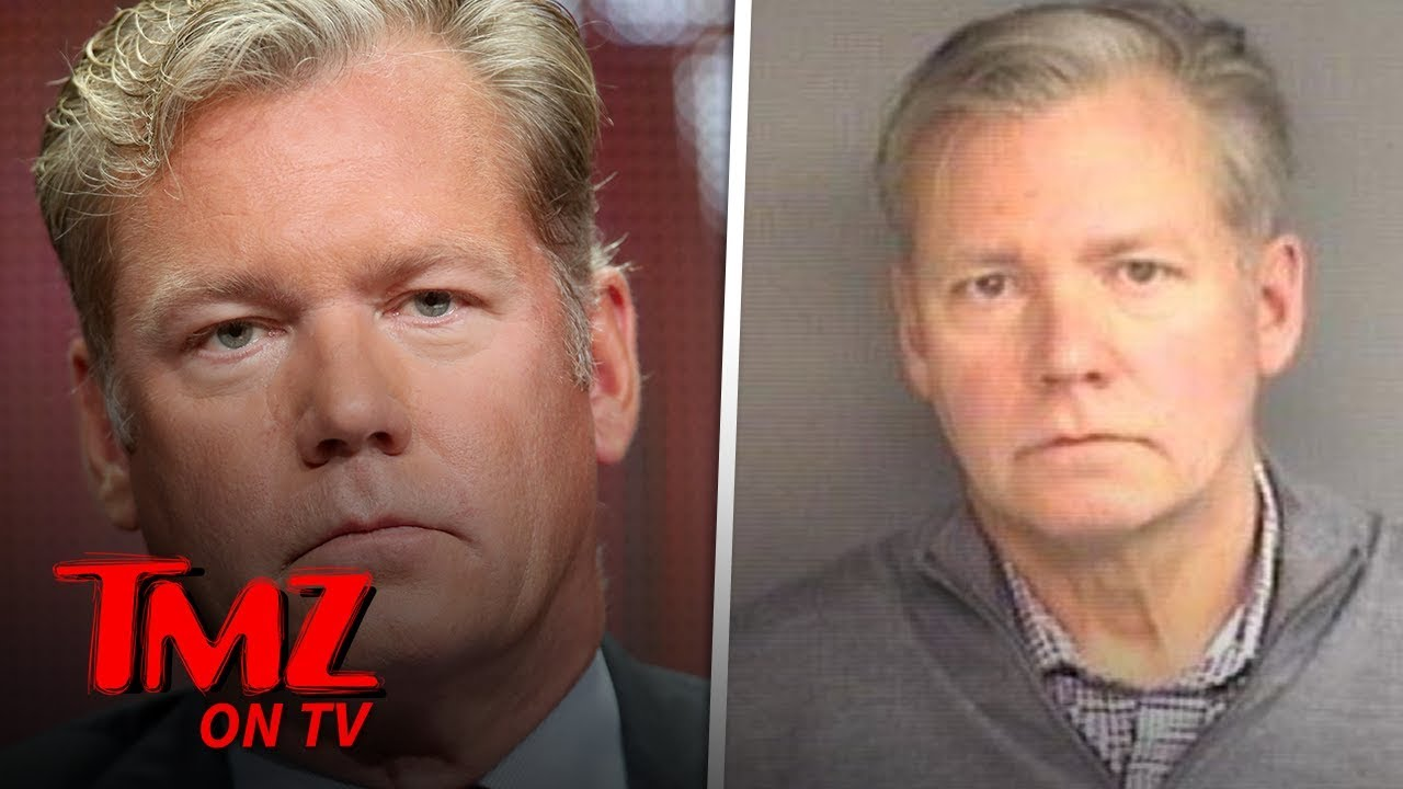 'To Catch a Predator' Host Chris Hansen Arrested Over Bounced Checks | TMZ TV 3