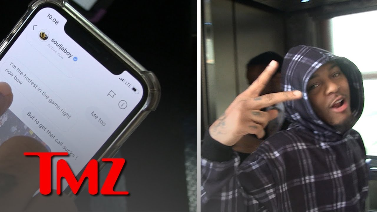 Bow Wow Says Soulja Boy Paved The Way For Current Wave of Rap Artists | TMZ 5