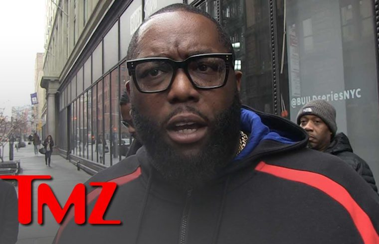 Killer Mike Says Protest or Not, Super Bowl a Huge Win for Black People | TMZ 1