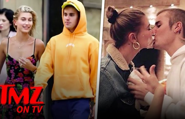 Justin & Hailey Bieber Getting Married A Second Time in L.A. Wedding | TMZ TV 1