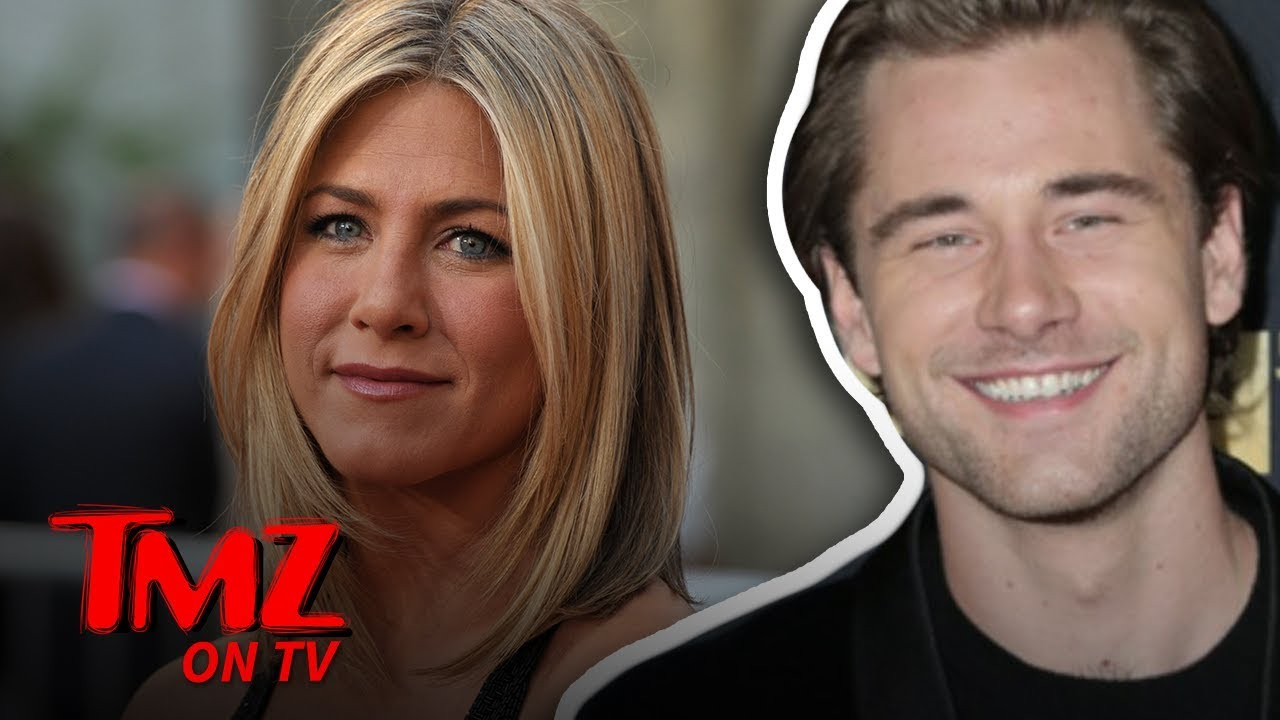 Luke Benward Wishes He Was Obsessed With Jennifer Aniston | TMZ TV 4