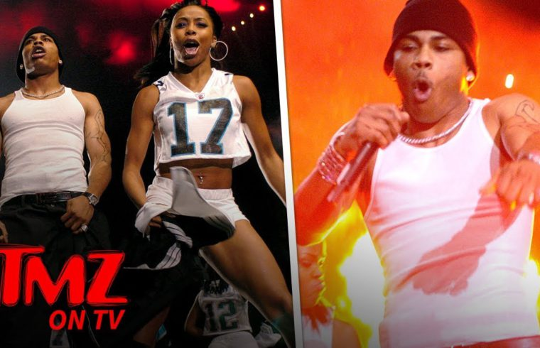 Nelly Thinks Super Bowl Halftime Outrage Is Stupid | TMZ TV 1