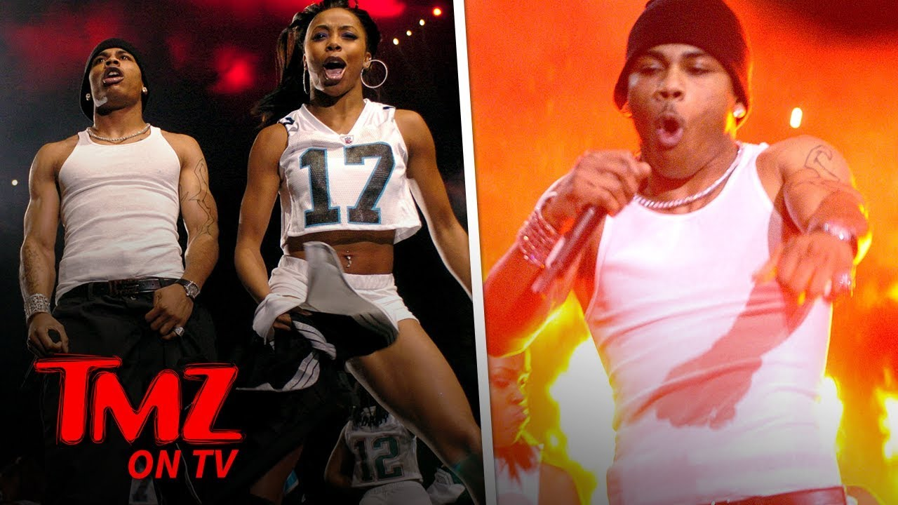 Nelly Thinks Super Bowl Halftime Outrage Is Stupid | TMZ TV 3