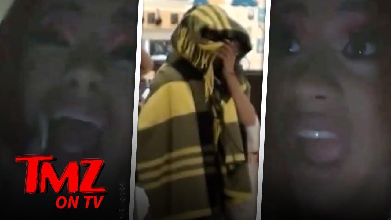 Cardi B Rants Against Fame Expectations After Australia Paparazzi Run In | TMZ TV 3
