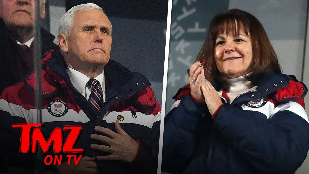 Greg Pence Confirms Mike Pence and His Wife Are NOT Anti-LGBT? | TMZ TV 3