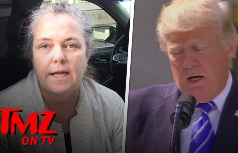 Rosie O'Donnell Predicts Donald Trump's Future | TMZ TV 1