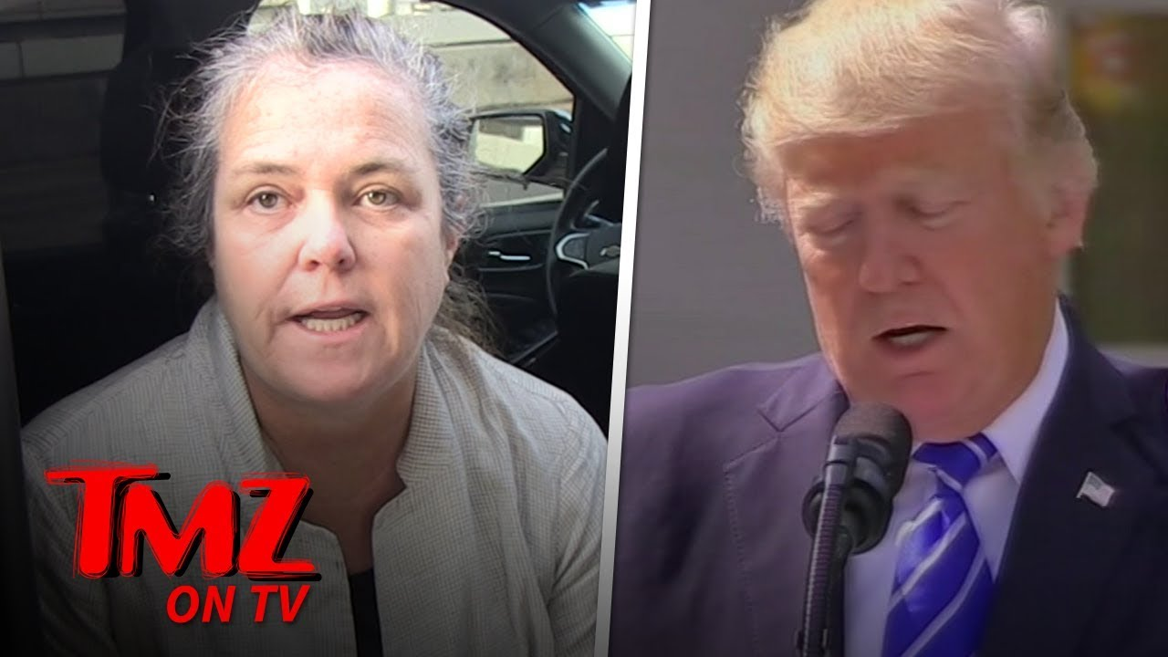 Rosie O'Donnell Predicts Donald Trump's Future | TMZ TV 3