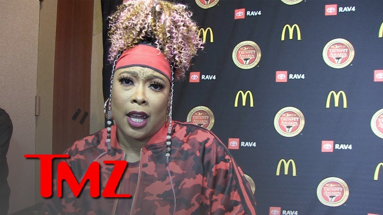 Da Brat Defends R. Kelly, Questions Parents' Role in Scandal | TMZ 3