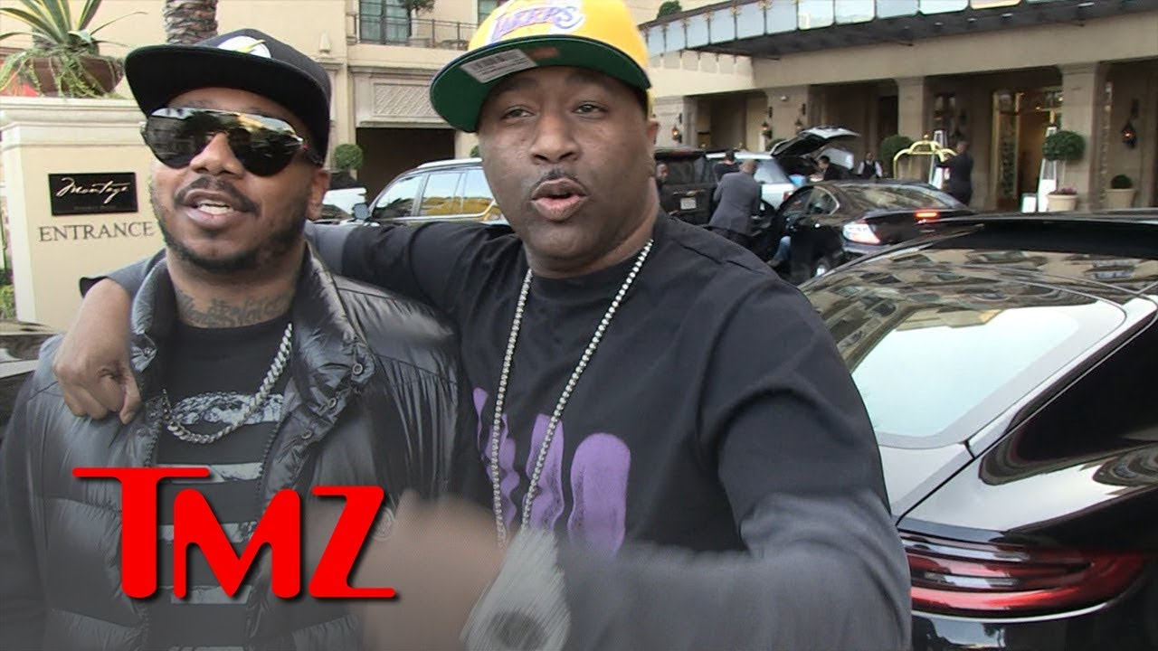 DJ Paul Says MLK Would Be Proud, Being Black is in Style Now | TMZ 1