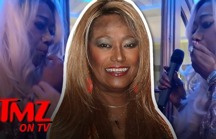 Pointer Sister Throws Up Onstage But Keeps Performing   TMZ TV 1