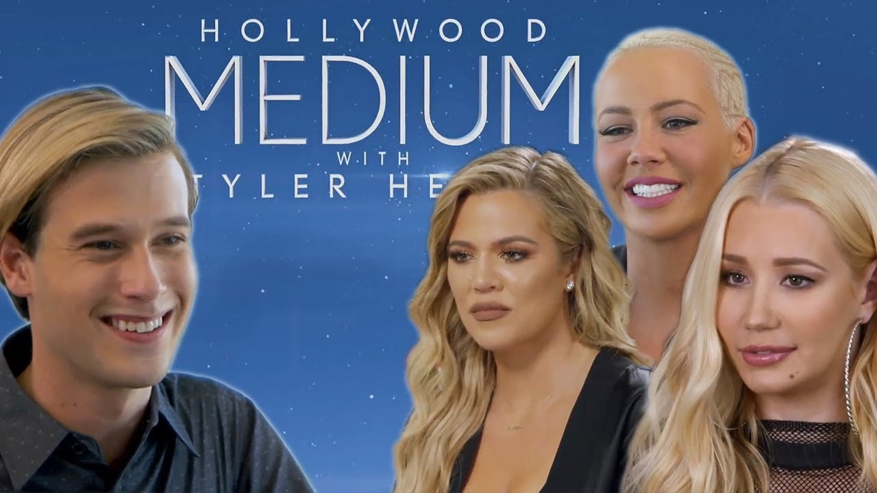 Best Celeb Relationship Advice From Tyler Henry | Hollywood Medium | E! 3
