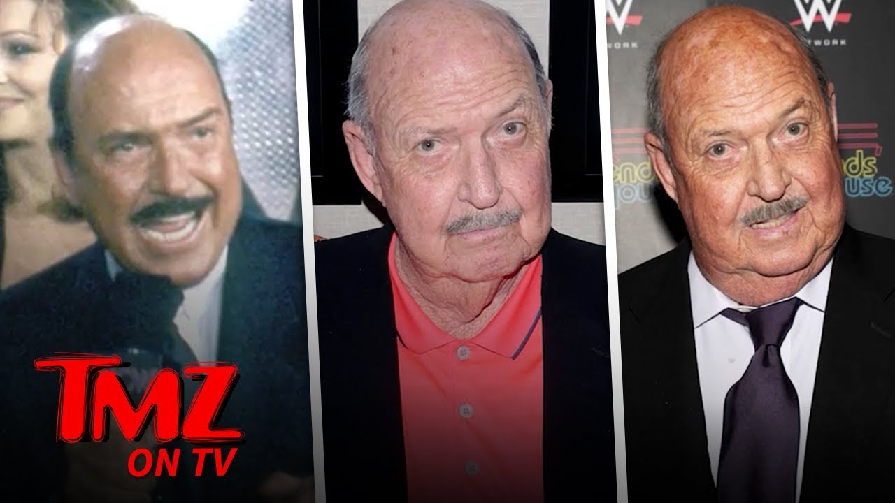 WWE Legend Mean Gene Okerlund Passes Away at 76 | TMZ TV 5