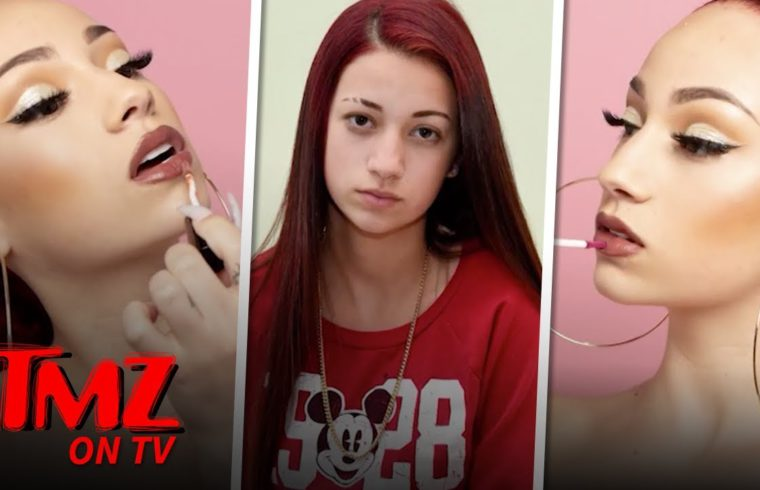 Danielle Bregoli Thinks Her Makeup Could Rival Kylie Jenner's | TMZ TV 1