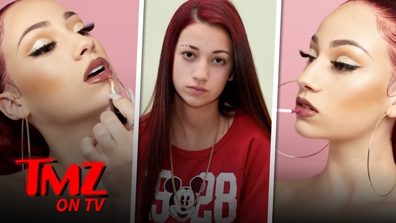Danielle Bregoli Thinks Her Makeup Could Rival Kylie Jenner's | TMZ TV 3