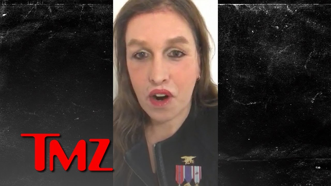 Transgender Ex-Navy SEAL Kristin Beck Bashes Ban on Military Service | TMZ 5