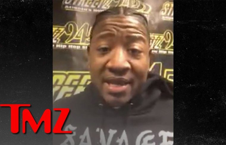 Yung Joc Challenges Usher to Settle the Real King of Hair & Fleek Style | TMZ 1