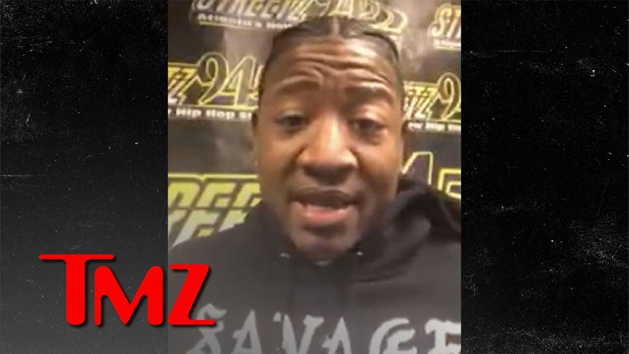 Yung Joc Challenges Usher to Settle the Real King of Hair & Fleek Style | TMZ 3