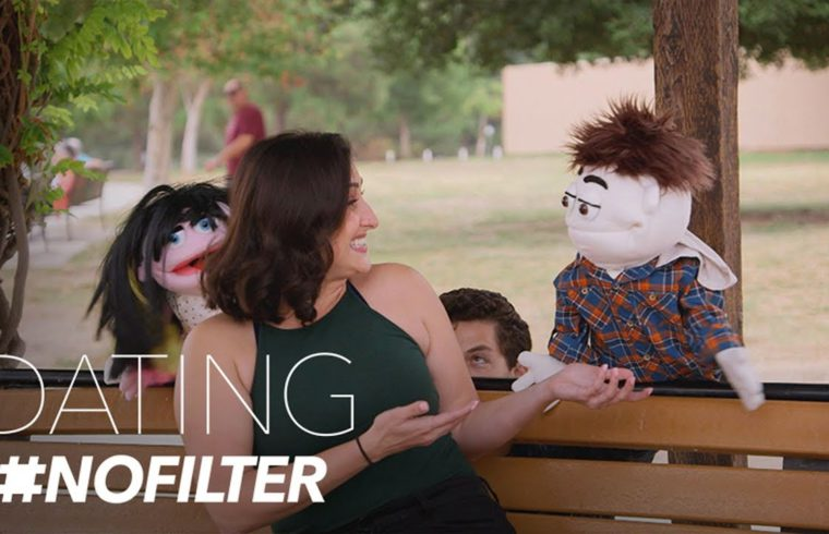 Risky Hand Puppet Play Pays Off! | Dating #NoFilter | E! 1