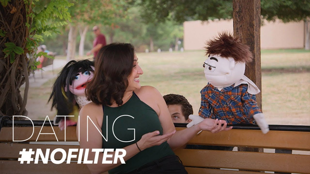 Risky Hand Puppet Play Pays Off! | Dating #NoFilter | E! 3