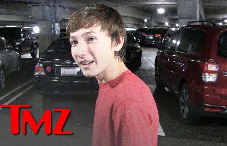 'Ozark' Star Skylar Gaertner Says He Auditioned Twice for 'Stranger Things' | TMZ 1