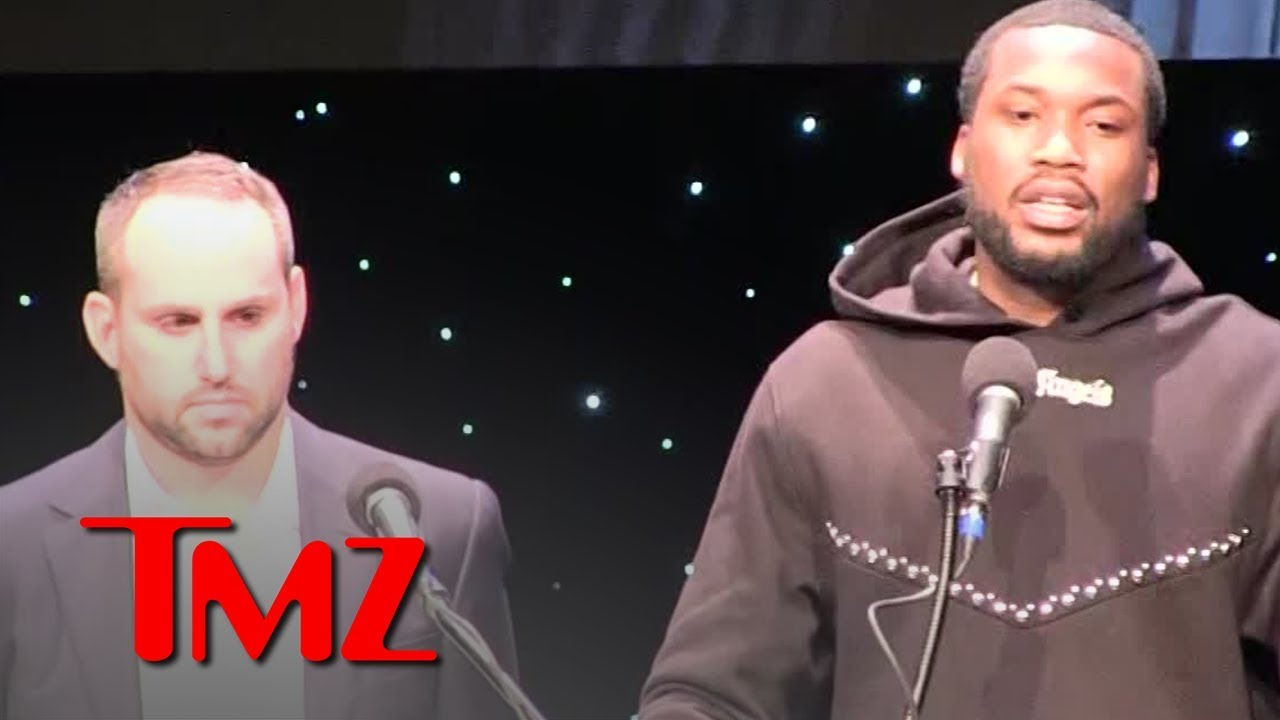 Jay-Z, Meek Mill Launching Criminal Justice Reform Organization | TMZ 3