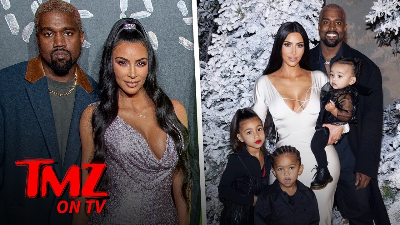 Kim Kardashian & Kanye West To Have Fourth Baby, Via Surrogate | TMZ TV 3