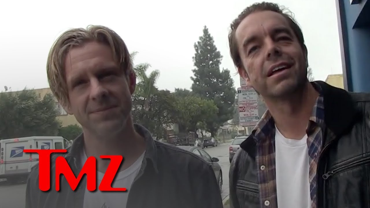 Switchfoot Talks New Album & Karen Pence Going Back to Work | TMZ 5