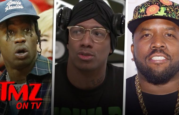 Nick Cannon Says Travis Scott Dating Kylie Jenner Isn't For The Culture | TMZ TV 1