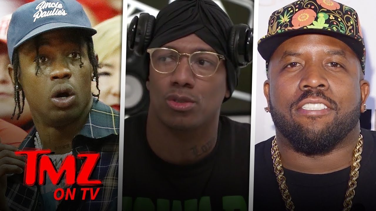 Nick Cannon Says Travis Scott Dating Kylie Jenner Isn't For The Culture | TMZ TV 5