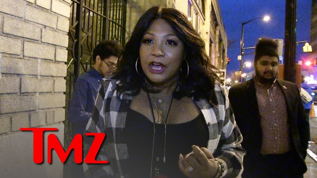 Trina Braxton Supports LGBT Community But Won't Give Up Chick-fil-A | TMZ 4