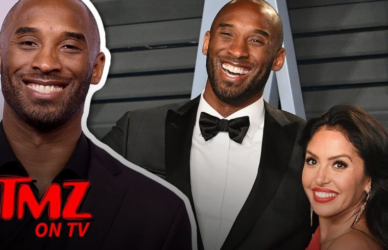 Kobe Bryant And His Wife Are Going To Have A 4th Girl! | TMZ TV 1