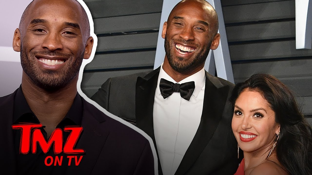 Kobe Bryant And His Wife Are Going To Have A 4th Girl! | TMZ TV 3