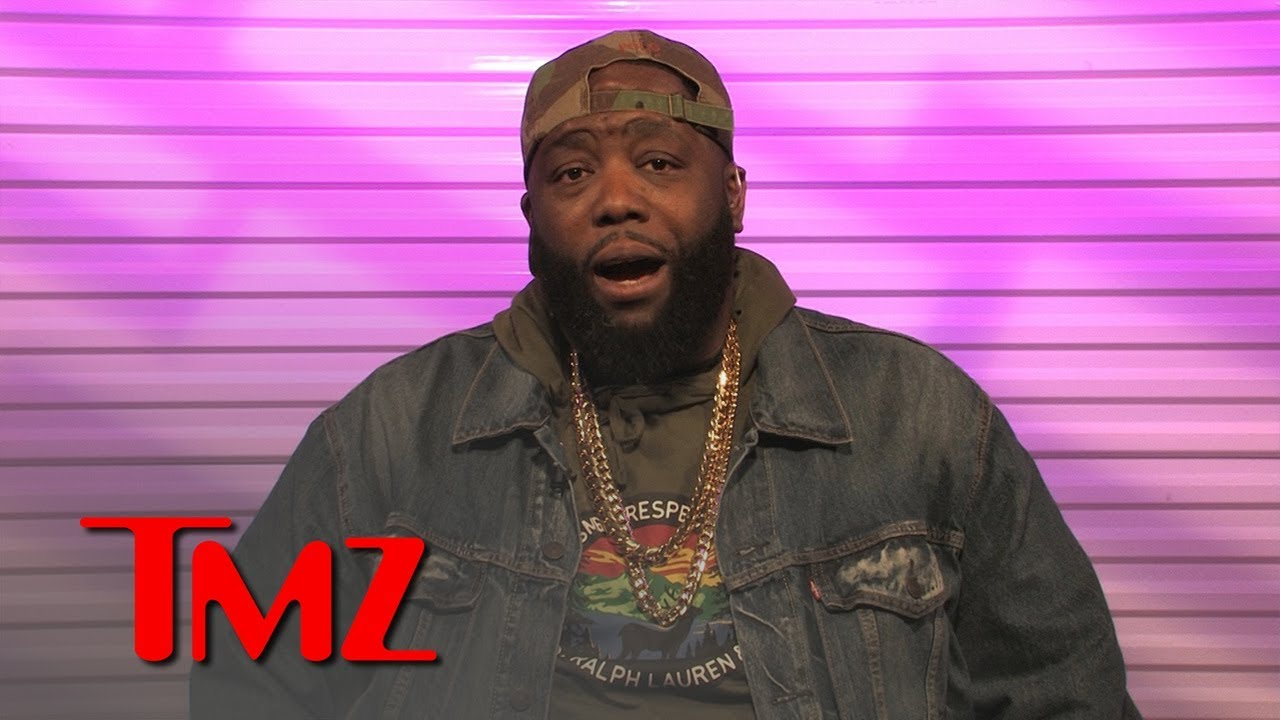 Killer Mike Says Legalizing Marijuana Should Be High Priority for America | TMZ 3