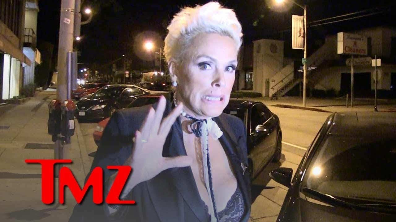 'Red Sonja' Star Brigitte Nielsen Weighs in on Bryan Singer's Remake | TMZ 3