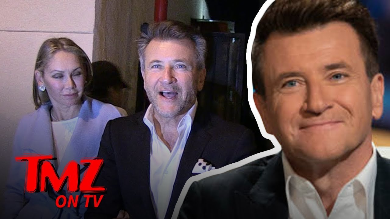 Shark Tank's Robert Herjavec Knows How Trump Can Pay For The Wall | TMZ TV 3