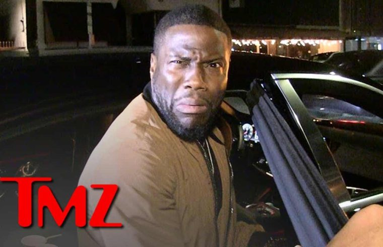 Kevin Hart Visually Reacts to Michael Jackson Documentary 'Leaving Neverland' | TMZ 1