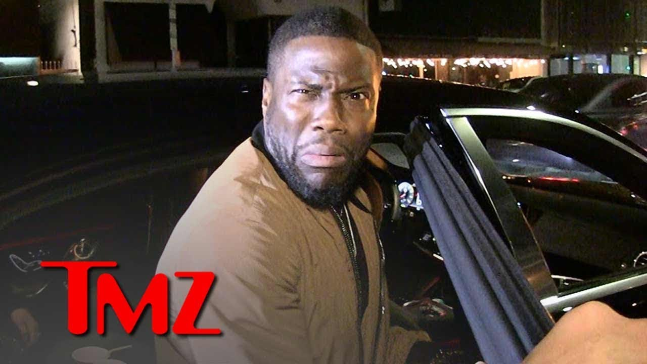 Kevin Hart Visually Reacts to Michael Jackson Documentary 'Leaving Neverland' | TMZ 5