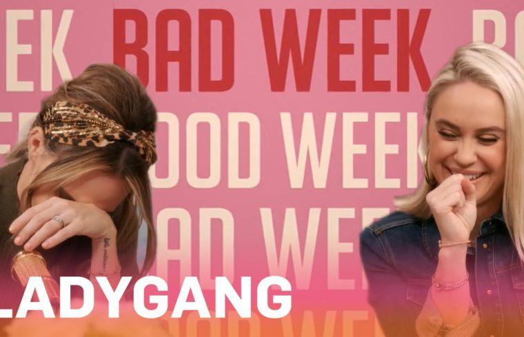Weird Week? Same. | LadyGang | E! 1