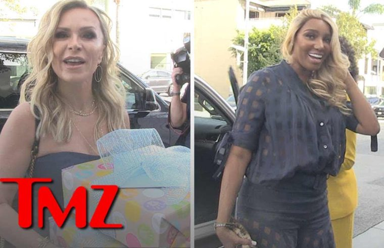 'Real Housewives' Roll in to Andy Cohen's Baby Shower | TMZ 1