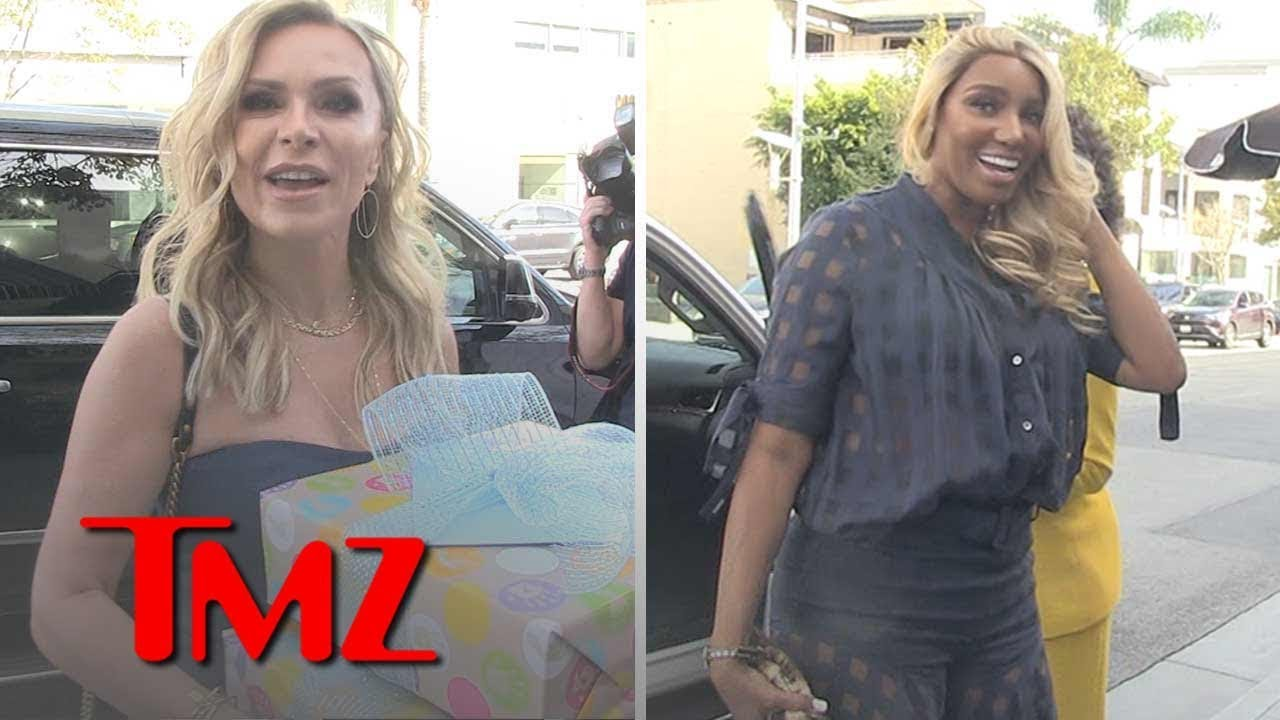 'Real Housewives' Roll in to Andy Cohen's Baby Shower | TMZ 4