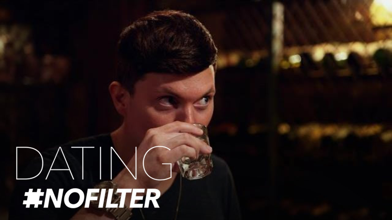 Zach Wolfs Full-Glass Shots During Stinky Date | Dating #NoFilter | E! 3