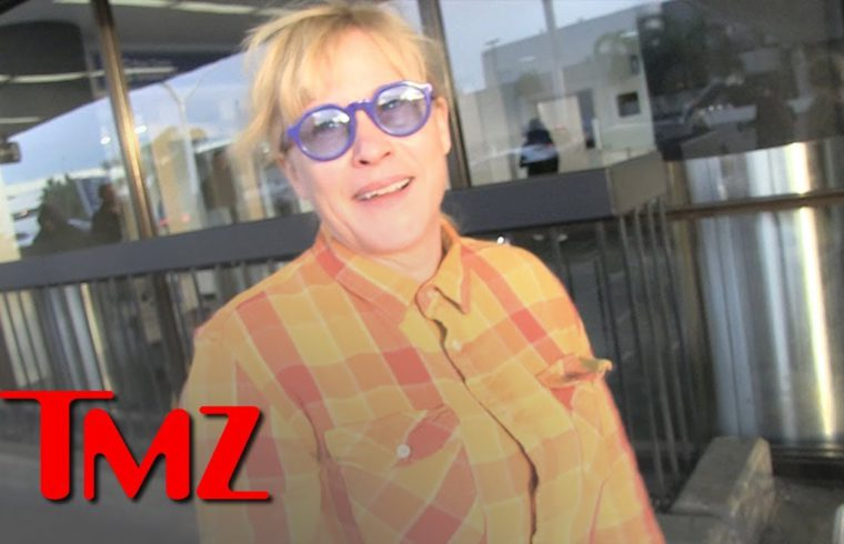 Patricia Arquette on Why She Thanked Robert Mueller at SAG Awards | TMZ 1