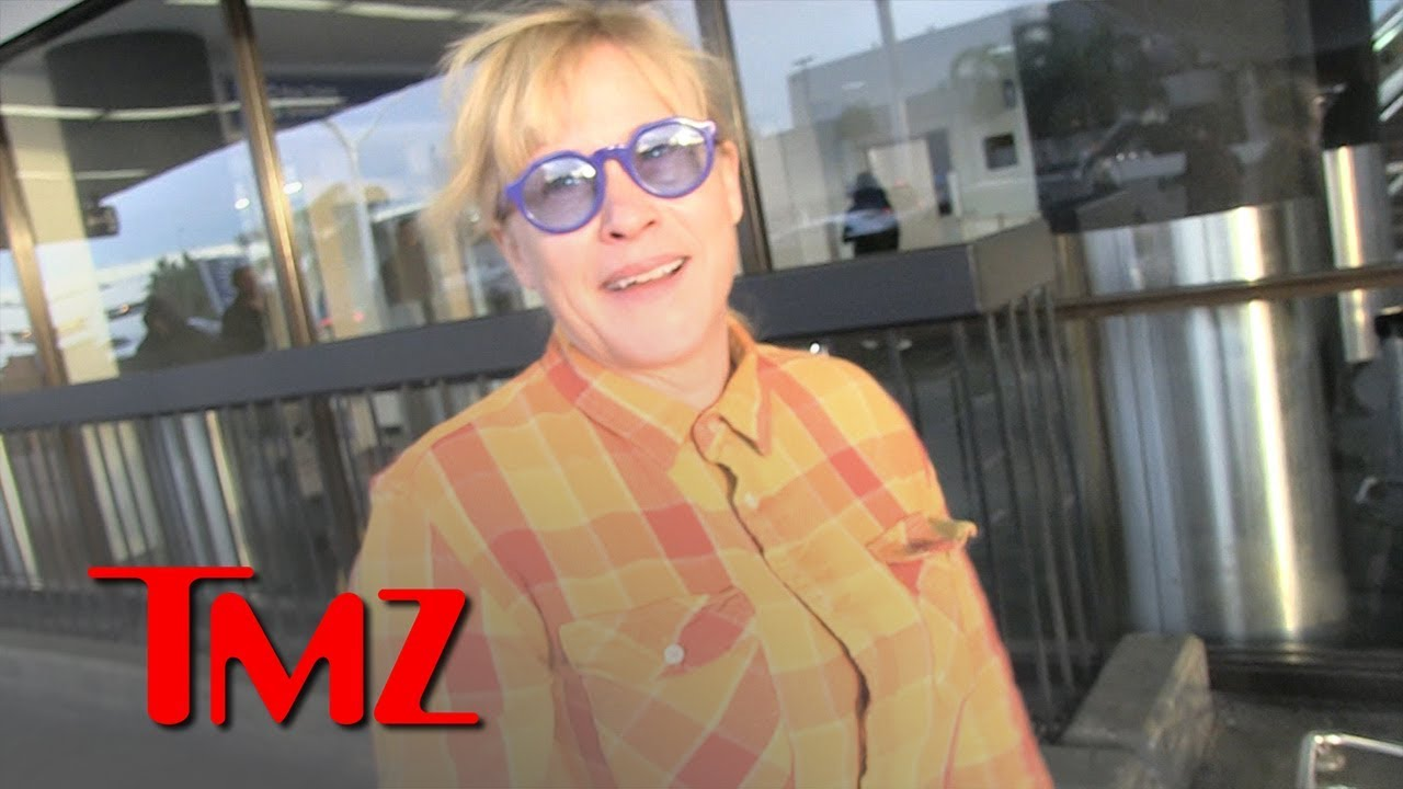Patricia Arquette on Why She Thanked Robert Mueller at SAG Awards | TMZ 3
