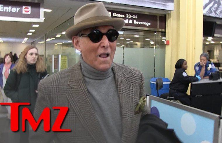 Roger Stone Talks Prison Fashion & Loyalty Ahead of Arraignment | TMZ 1
