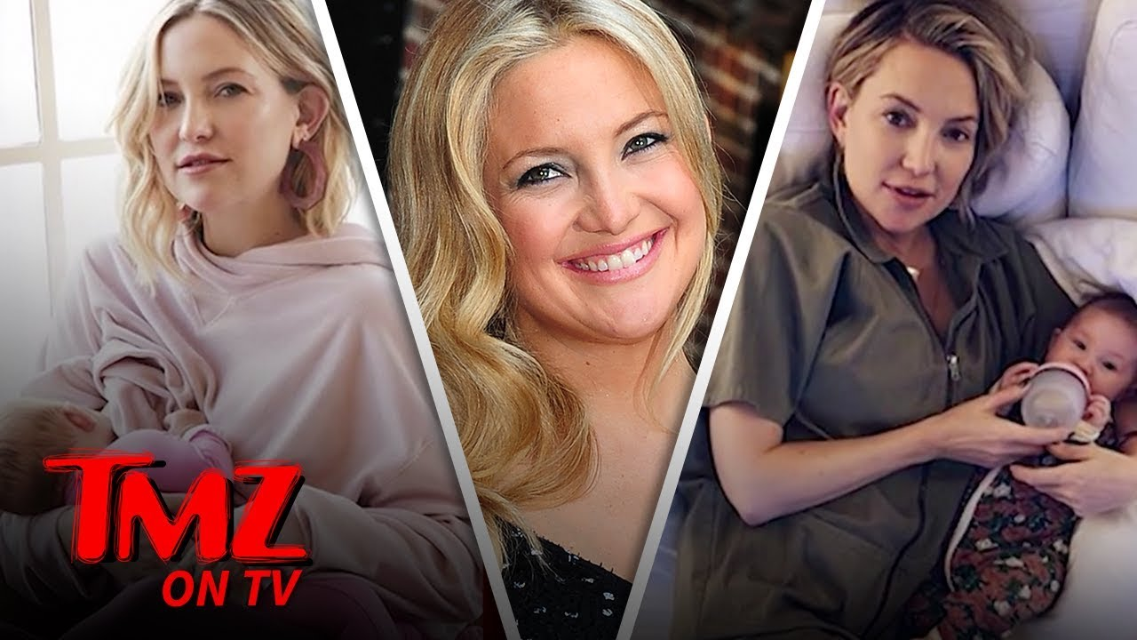 "Kate Hudson Is Raising Her Child ""Genderless"" 