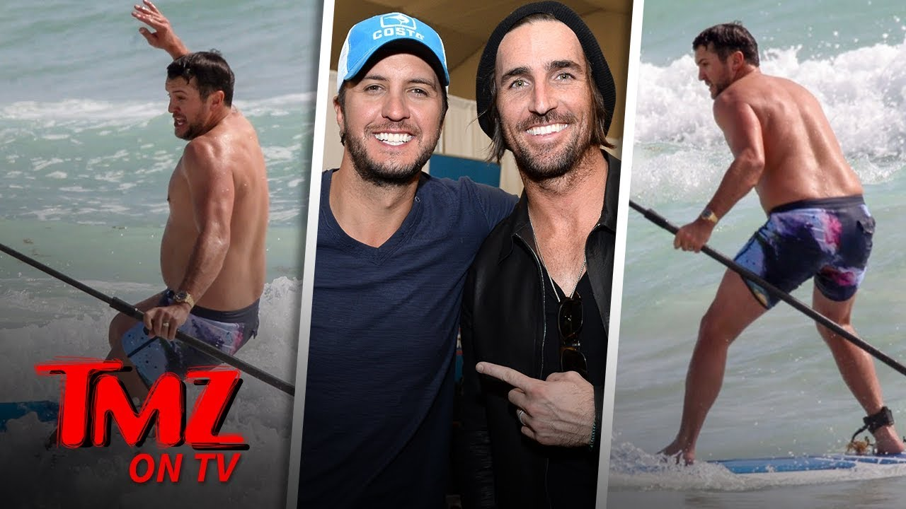Luke Bryan & Jake Owen Bring Country Music To Mexico! | TMZ TV 4