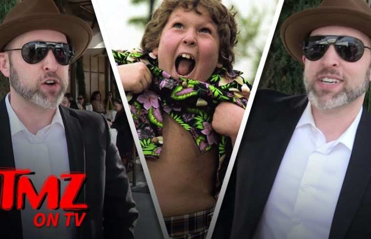 Goonies Fat Kid Says There Is No Chance For A Sequel | TMZ TV 1