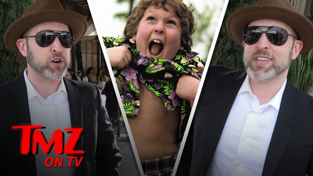 Goonies Fat Kid Says There Is No Chance For A Sequel | TMZ TV 3