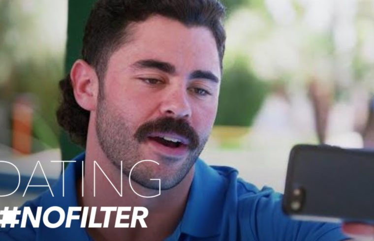 Zach & Dina Out-Weird Each Other on Their First Date | Dating #NoFilter | E! 1
