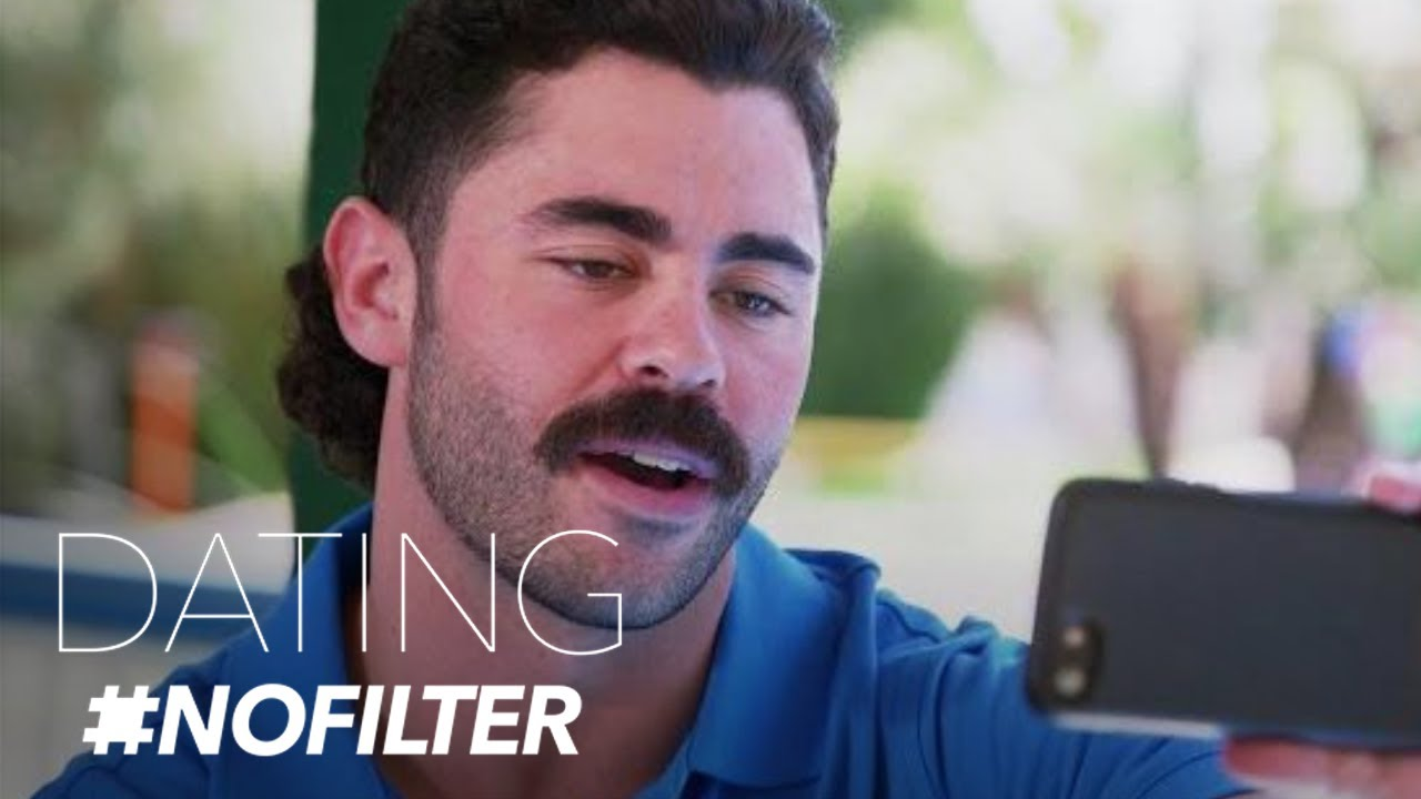 Zach & Dina Out-Weird Each Other on Their First Date | Dating #NoFilter | E! 5